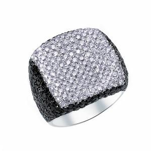 5,62ct briljantsõrmus, valge kuld prooviga 750